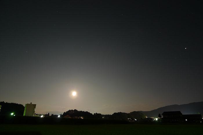 月 名月 満月 元極 気功 気象 天候 日之本元極