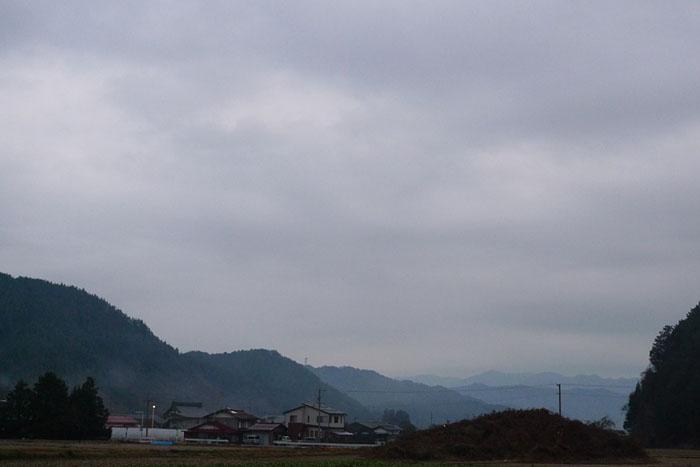 冬空 ひだ 高山