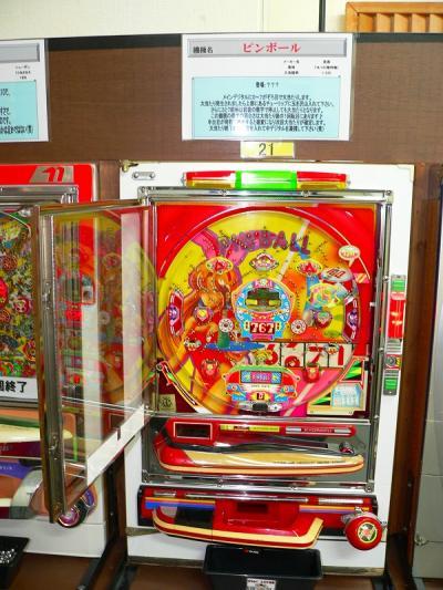 「ピンボール」(1993[平成5]年、京楽、大当たり確率=1/235、賞球=7&15 [権利物])