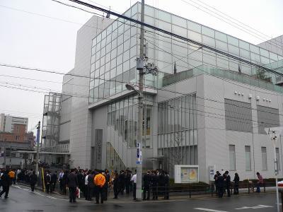 写真キャプション=決勝大会の会場となった大阪市天王寺区の「クレオ大阪中央」