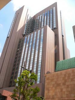 写真キャプション=マルハンの会社説明が開催された「帝国ホテル東京」
