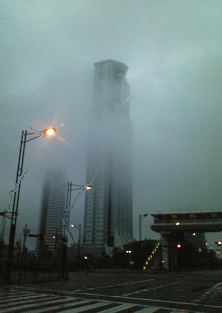 霧雨のWTC