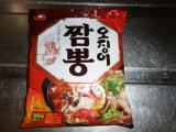韓国のインスタントラーメン