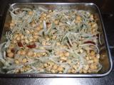 豆のマリネ