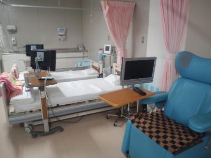 120404_化学療法室(ベッド)