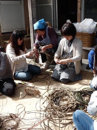 かご編み2