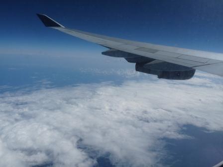 飛行機 空