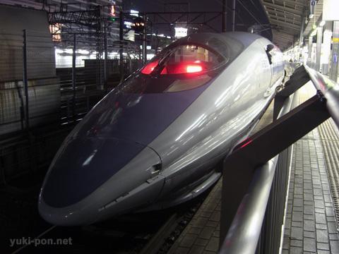 500系@名古屋駅