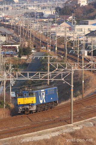EF65-1059@三河大塚~三河三谷
