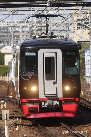 名鉄1700系@神宮前