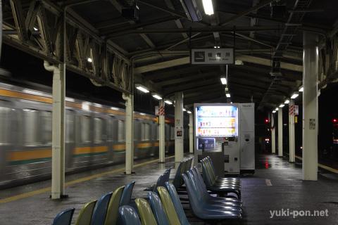 211系@小田原駅