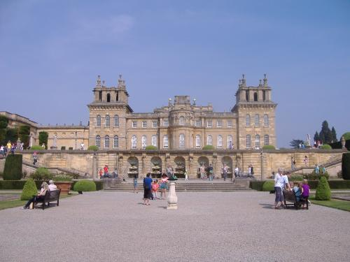 ブレナム宮殿5