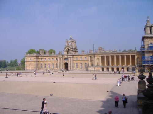 ブレナム宮殿4