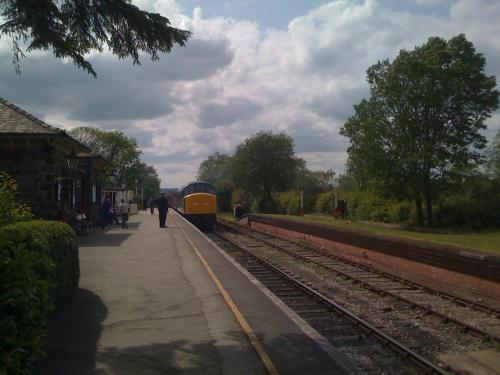 ディーゼル機関車2