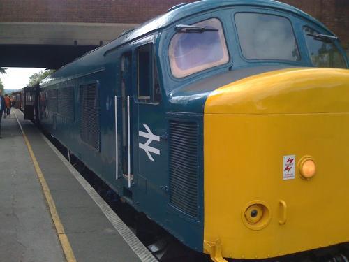 ディーゼル機関車4