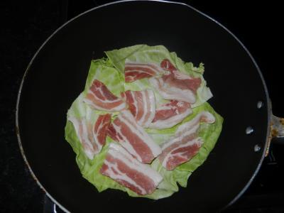 キャベツ料理1