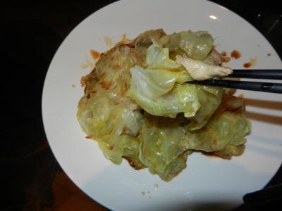 キャベツ料理4