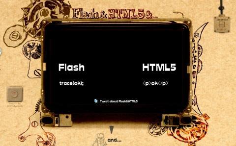 Flash&HTML5&...1