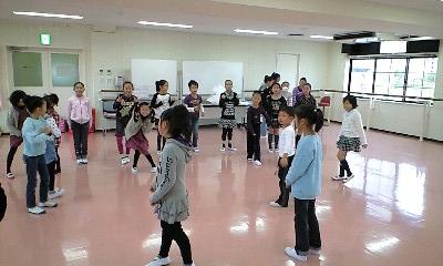 旧宝塚音楽学校でエンジェル②