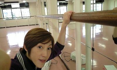 旧宝塚音楽学校 バレエ教室