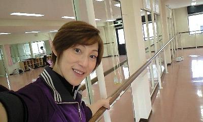 旧宝塚音楽学校 バレエ教室 バー