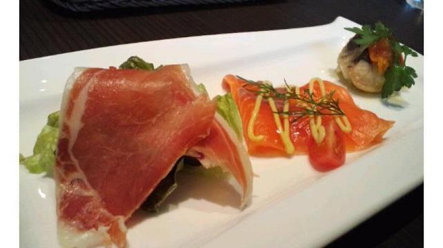奈良ランチ 前菜
