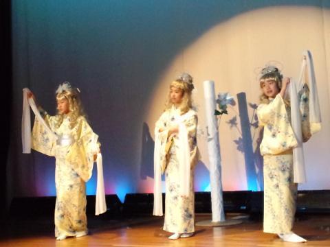 コンサート 日舞