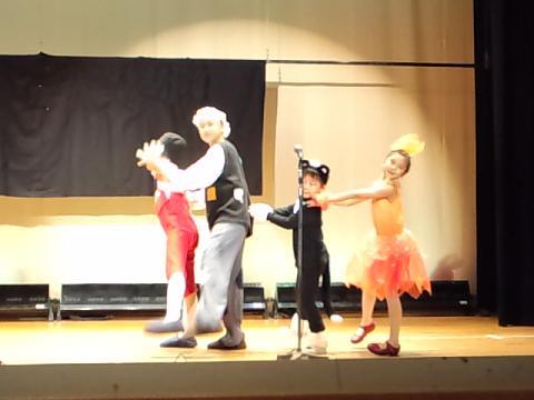 ピノキオ 家族4人