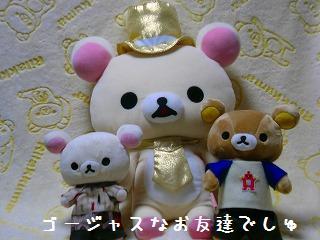 ちこちゃん日記26★2009年初お友達★-4