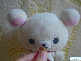 ちこちゃんのおやつ★リラックマチョコビスケット★-4