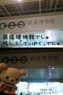 ちこちゃん日記46★てっぱくに行ったよ~★-1