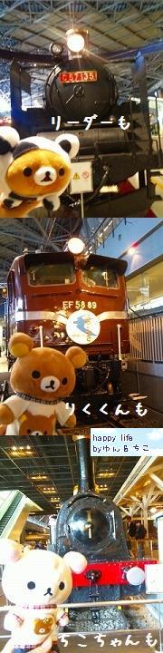 ちこちゃん日記46★てっぱくに行ったよ~★-2