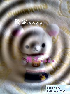 ちこちゃん日記49★ヨーカドー限定★-1