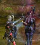魔族のAruaさんとツーショット♪