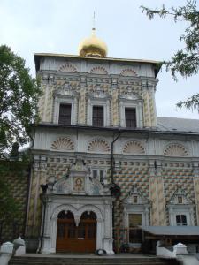 食堂付属セルギエフ大聖堂