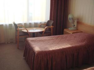 ホテルモスクワの部屋