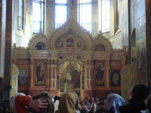 立派な礼拝堂