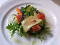 2.いわしのマリネとたっぷり野菜