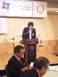 武田スピーチ