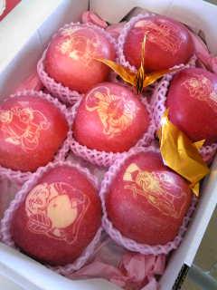 七福神りんご