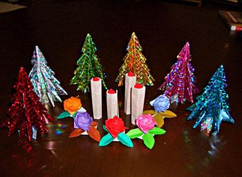 ホログラムクリスマス