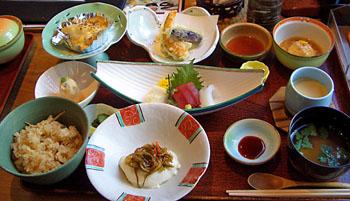 豆腐ランチ