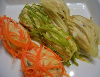 野菜シュウマイ