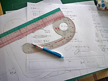 布雪駄の型紙と作り方