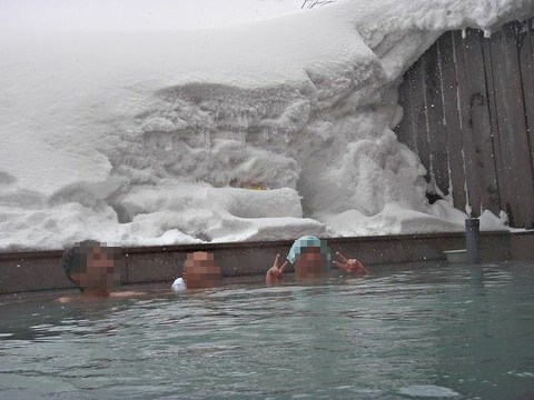 11年2月 ニセコ五色温泉オフ会11