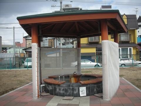 11年函館 湯の川植物園1