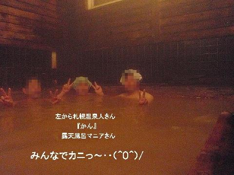 2011年2月 薬師温泉露天風呂3