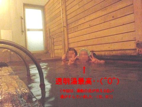 2011年2月 薬師温泉露天風呂4