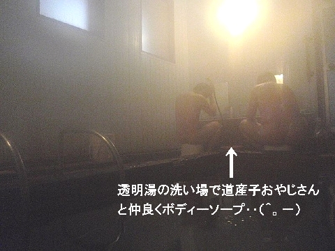 2011年2月 薬師温泉露天風呂5