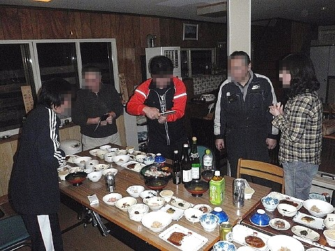 2011年2月26日薬師温泉オフ会(内湯編)7
